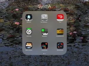 iOS synths